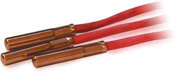 Temperatursensor vom Typ PT1000